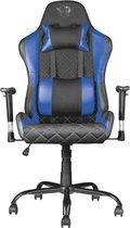 Trust GXT 707 Resto - Gaming Stoel - Bureaustoel - Zwart/ Blauw