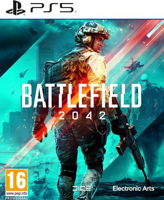 Battlefield 2042 + Steelbook – PS5