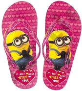 Slippers Minions | Eyes For You | Roze | 33/34