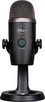 Blue Microphones Yeti Nano - USB Microfoon voor Streaming en Recording - Blackout