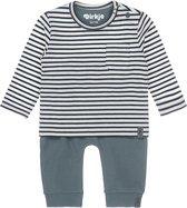 Dirkje Baby Jongens 2 pce Kledingset - Maat 56