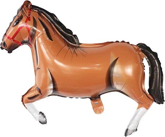 Ballon Paard, kindercrea