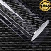 CARBON WRAP GLANS FOLIE AUTO - 50x100cm - zelfklevend - BOOT - SCOOTER - 3D - auto wrappen - plakken - bestickeren – wrap folie – carbon – Carbon fiber – waterbestendig – weerbestendig – watervast - geschikt binnen en buitenkant – waterproof
