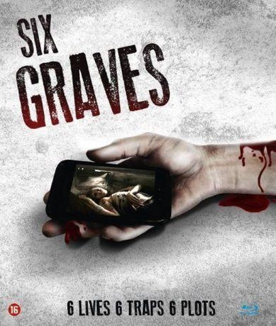 Cover van de film 'Six Graves'