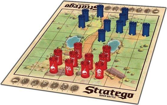 Thumbnail van een extra afbeelding van het spel strategiespel Stratego Quick Battle