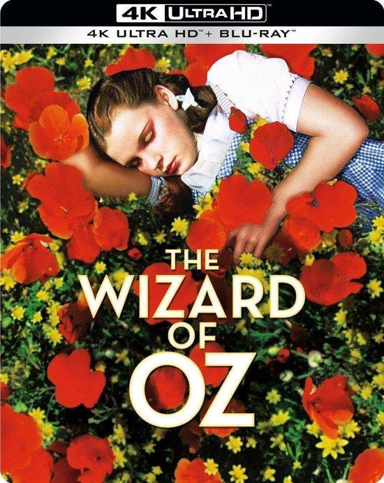 The Wizard of Oz (Steelbook) (4K Ultra HD Blu-ray) (Exclusief bij bol.com)