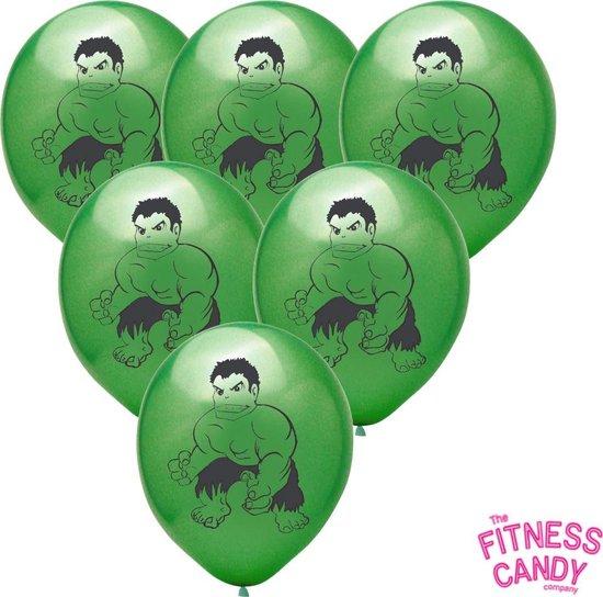 Hulk Ballonnen - set van 6