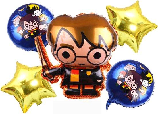 Harry Potter Party Set - Harry Potter Ballonnen - Ballonnen Verjaardag - Harry Potter Speelgoed - Folieballonnen
