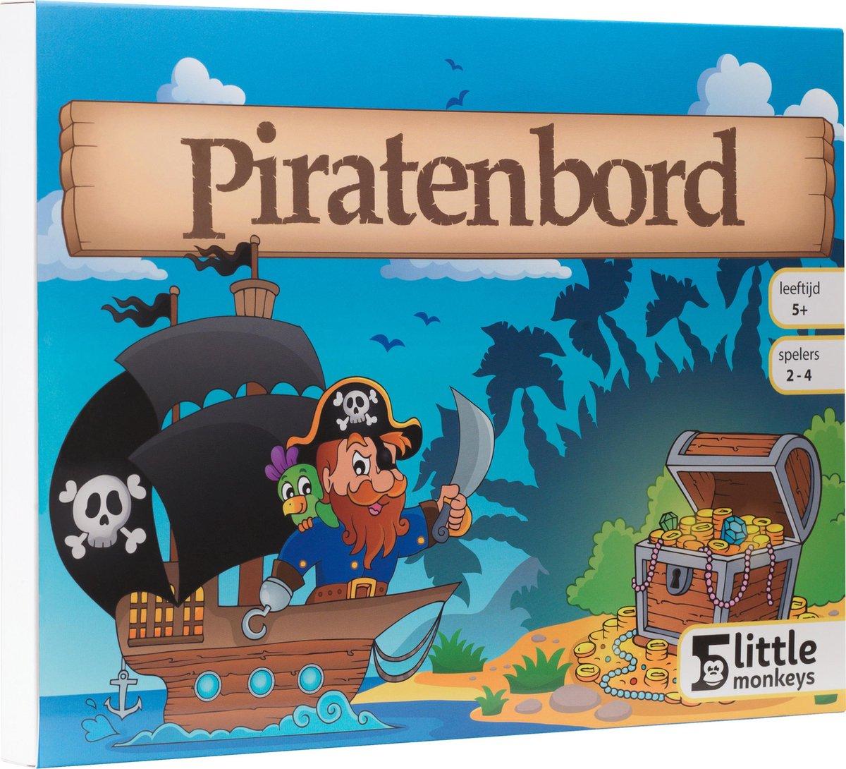 Piratenbord - Bordspel