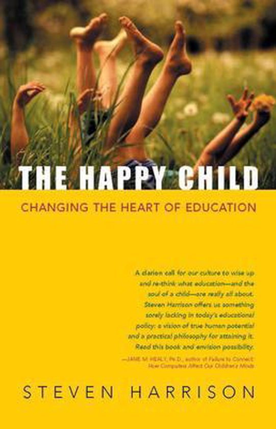 Omslag van The Happy Child