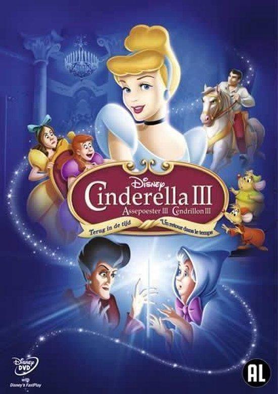 Cover van de film 'Cinderella 3'