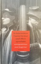 Omslag De Nederlandse En Vlaamse Literatuur Vanaf 1880 In 250 Verhalen