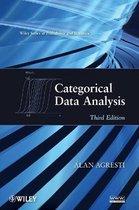Categorical Data Analysis