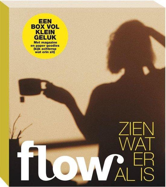 Afbeelding van Flow Magazine - Flow Klein Geluk Box 2021 - Zien wat er al is