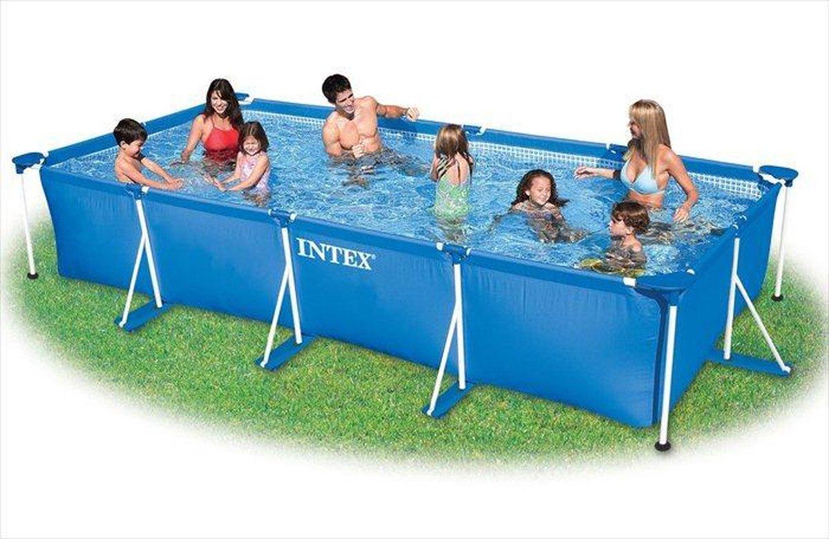 Intex zwembad Klein Frame 450 x 220 x 84 cm