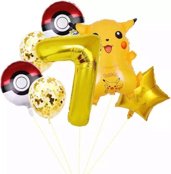 Pokemon Ballon Droom Thema Party Decoratie Benodigdheden Pikachu  Verjaardagsfeestje Pocket Ballon Gift
