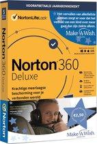 Norton 360 Deluxe 2020 - 5 Apparaten - 1 Jaar - 50GB - Nederlands - Windows/MAC/Android/iOS Download