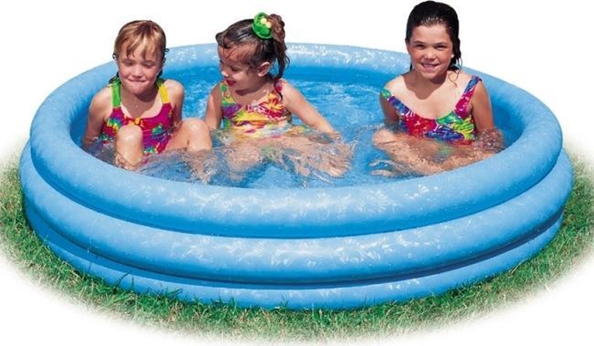 Opblaasbaar zwembad klein