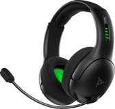PDP Gaming LVL50 Draadloze Gaming Headset - Xbox Series X/S/Xbox One - Official Licensed - Zwart