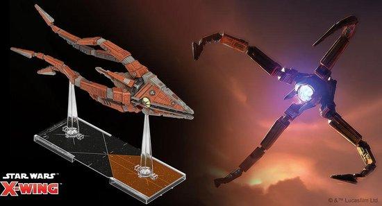 Thumbnail van een extra afbeelding van het spel Star Wars X-Wing Trident Class Assault Ship