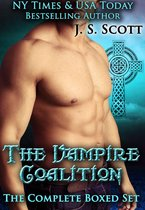 The Vampire Coalition: The Complete Collection Boxed Set