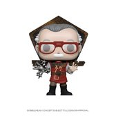 Stan Lee in Ragnarok Outfit - Funko Pop! - Marvel Icons - Multicolour