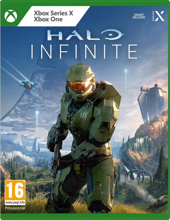 Halo Infinite - Xbox Series X & Xbox One