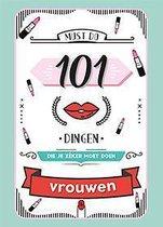 Must do - 101 dingen die je zéker moet doen - Vrouwen