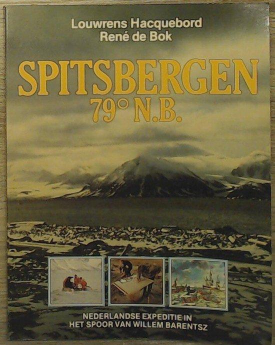 Spitsbergen 79 graden nb - Hagnebord |
