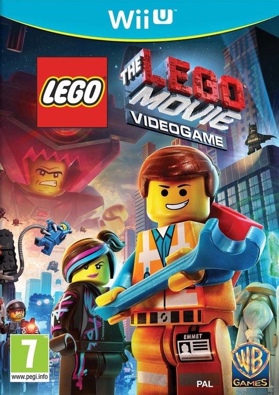 The LEGO Movie Videogame - Wii U - Warner Bros. Games
