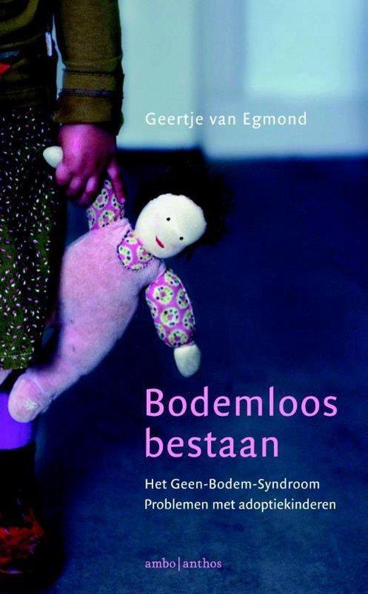 Bodemloos bestaan - Geertje van Egmond | Readingchampions.org.uk