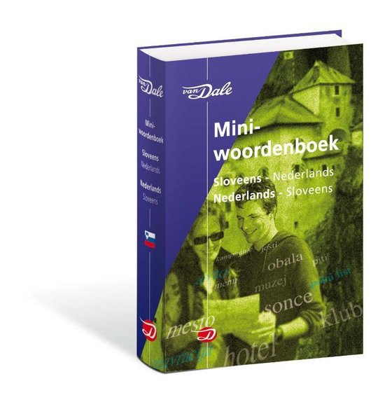 Van Dale Miniwoordenboek - Van Dale Miniwoordenboek Sloveens - Van Dale | Readingchampions.org.uk