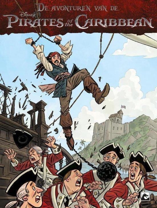 Pirates of the Caribbean 1 - De bewakers van de Windward-bai en Water en vuur - Chris Schweizer | Readingchampions.org.uk