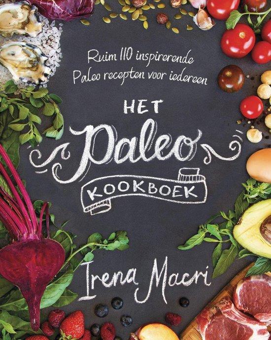Het paleo-kookboek - Irena Macri pdf epub