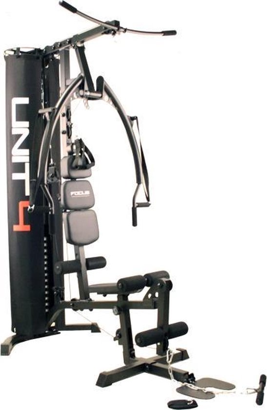Focus Fitness Home Gym - Krachtstation - Unit 4 - Zwart