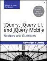 jQuery, jQuery UI, and jQuery Mobile