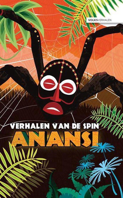 Volksverhalen 2 -   Verhalen van de spin Anansi