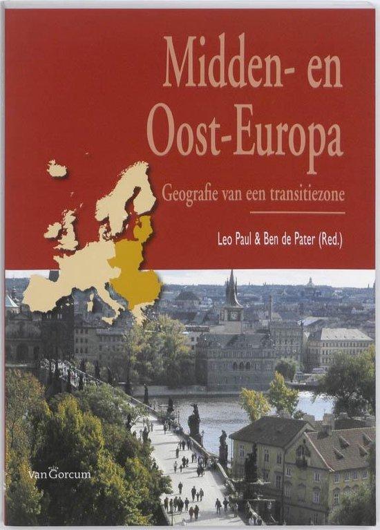 Midden- en Oost-Europa - Leo Paul & Ben de Pater (red.) |