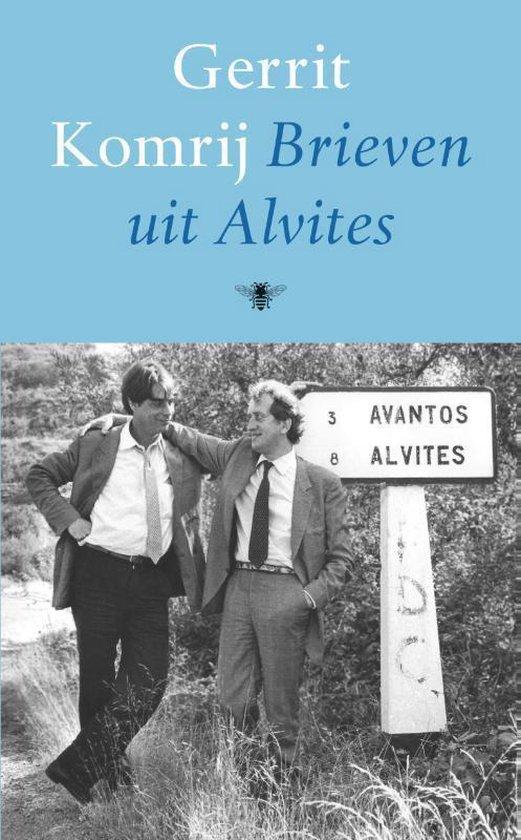 Brieven uit Alvites - Gerrit Komrij   Fthsonline.com