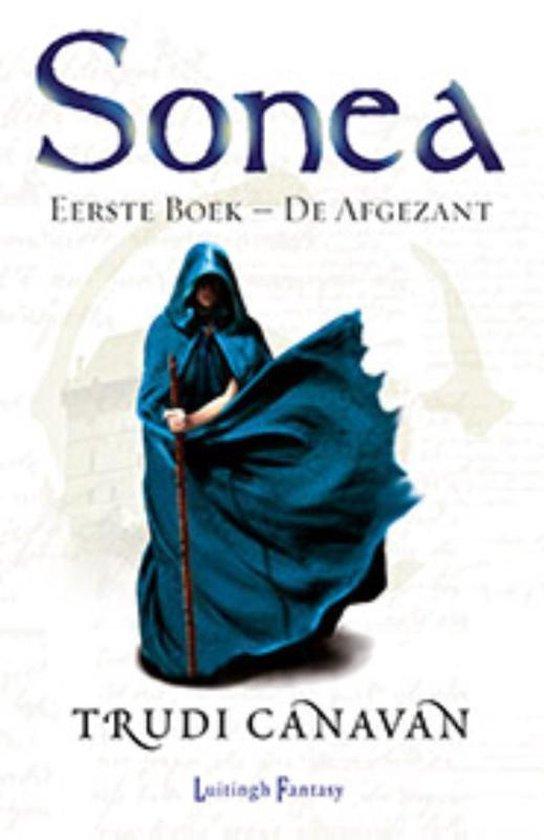 Sonea - eerste boek: De afgezant - Trudi Canavan |