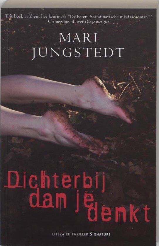 Cover van het boek 'Dichterbij dan je denkt'