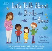 Boek cover Lets Talk About the Birds and the Bees van Molly Potter