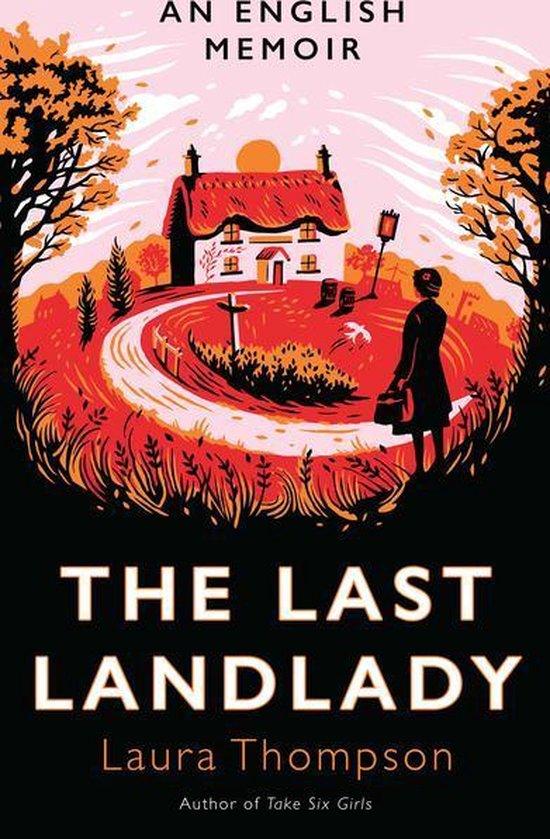 Boek cover The Last Landlady van Laura Thompson (Onbekend)