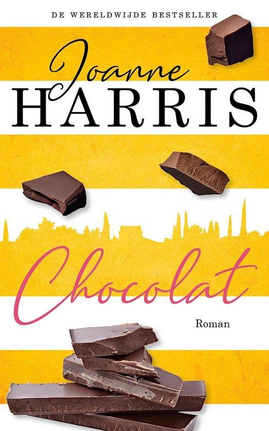 Chocolat 1 - Chocolat - Joanne Harris |