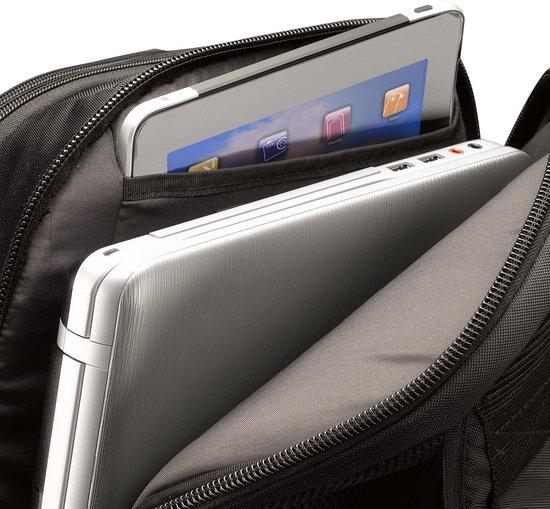 RBP217 - Laptop Rugzak - 17.3 inch / Zwart