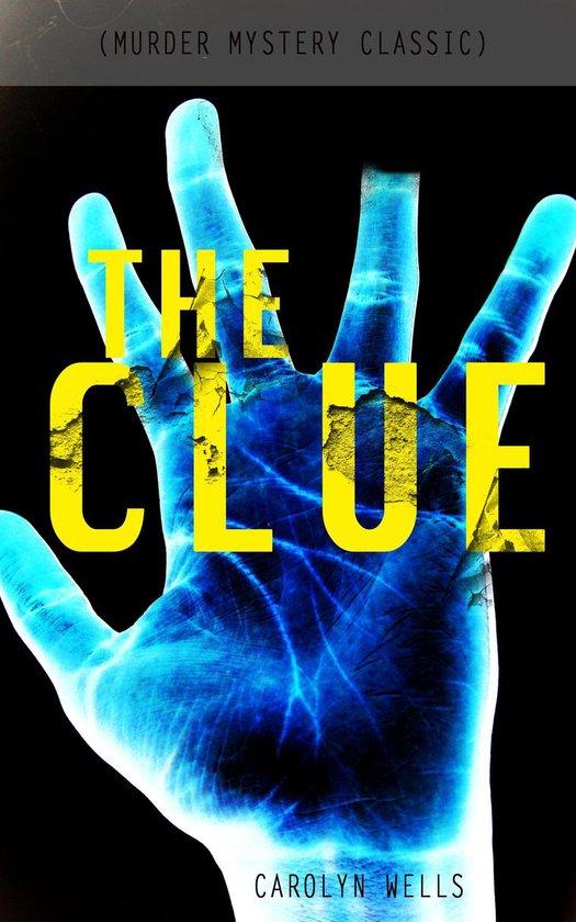 Omslag van THE CLUE (Murder Mystery Classic)
