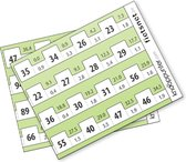 Dicht-bij-huisgidsen - Knooppunter - Set blanco routekaartjes