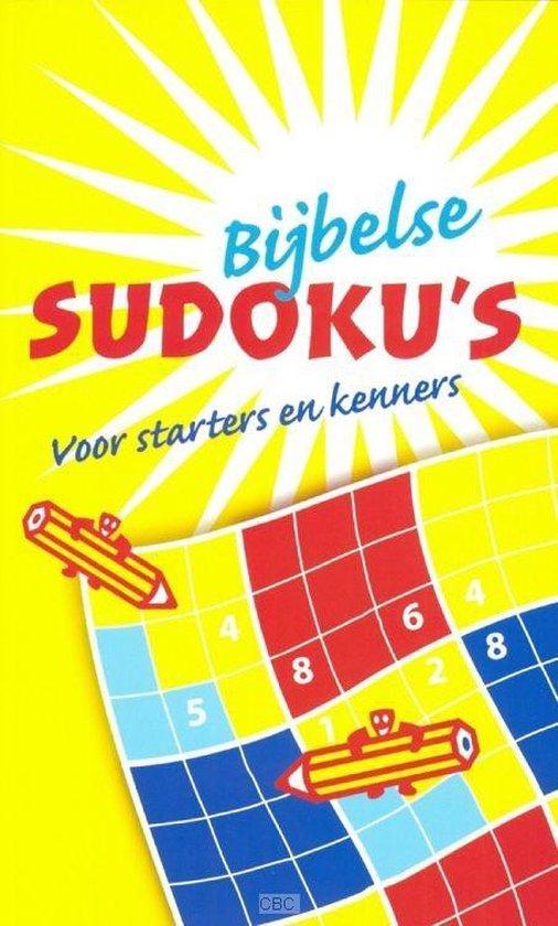 Bijbelse sudoku''s - Onbekend  