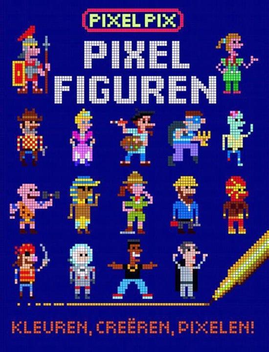 Pixel pix - Pixel figuren