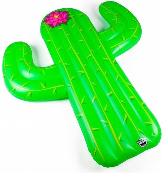 Cactus Pool Float – Pool Float Cactus - Big Mouth opblaas luchtbed – 150 cm.